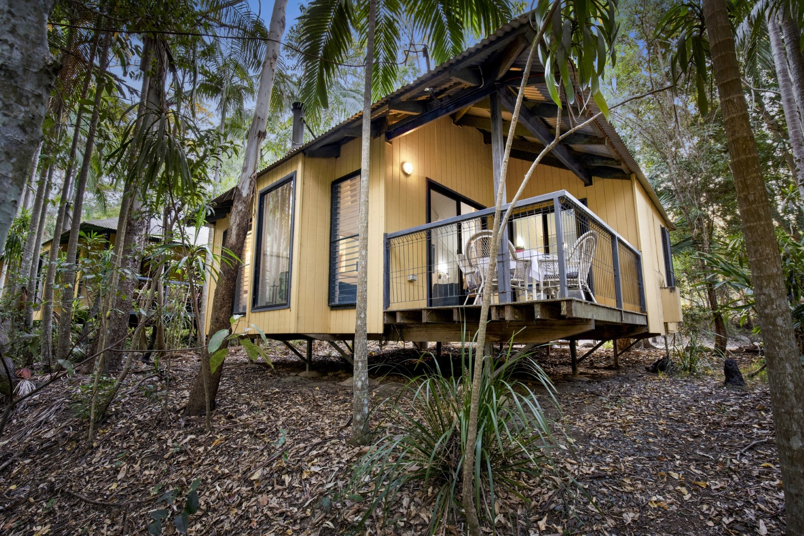Cedar Creek Lodges at Thunderbird Park